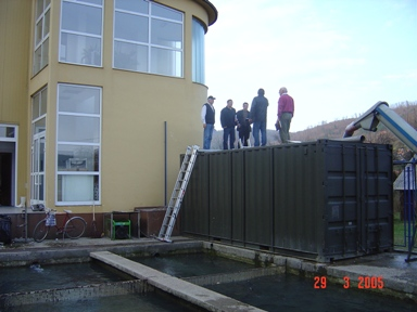 uređaj za biološko prečišćavanje otpadnih voda Banja Luka