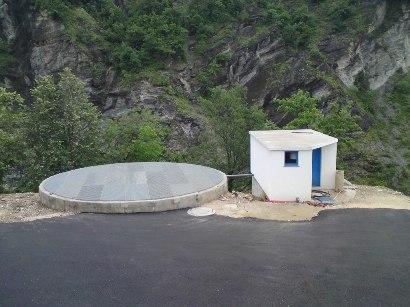 prečišćavanje otpadnih voda biotip 800